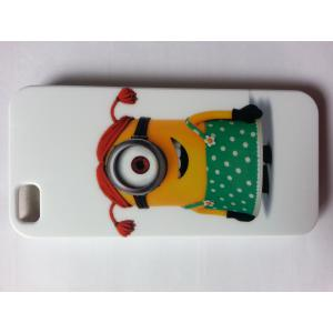 Iphone 5-5S minion műanyag tok